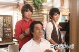(左から)藤木直人、橋本さとし、NAOTO