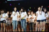 松村香織ソロプロジェクト発表〜SKE48春コン 2013『変わらないこと。ずっと仲間なこと』2日目昼公演より(C)AKS