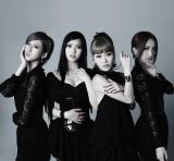 女性4人組グループBRIGHTが来月解散することを発表(写真左からMEG、MI-MI、NANAKA、NAGI)