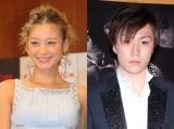 (左から)西山茉希、早乙女太一 (C)ORICON NewS inc.