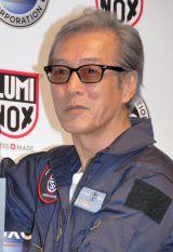 日本のタレント初となる民間人宇宙飛行参加が明らかになった岩城滉一 (C)ORICON NewS inc.