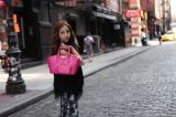 ニューヨークのソーホーでサマンサベガの新CM撮影も行った