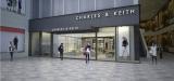4月6日、東京・原宿にオープンする「チャールズ&キース原宿本店」イメージ
