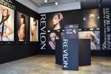 REVLON日本上陸50周年を記念したギャラリー『INSPIRE MY BEAUTY』が、8日から17日の期間限定で表参道ヒルズにオープン (C)ORICON DD inc.
