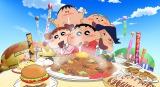 『映画クレヨンしんちゃん バカうまっ! B級グルメサバイバル!!』が初登場2位(C)臼井儀人/双葉社・シンエイ・テレビ朝日・ADK  2013