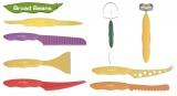 貝印の食材別キッチンナイフシリーズ『BroadBeans(ブロードビーンズ)』