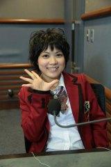 『ラジオ NMB48』初回放送の収録に参加した木下百花