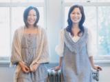 離婚を発表したKiroroの金城綾乃(左)