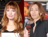 離婚が成立した(左から)上原さくらと青山光司氏 (C)ORICON NewS inc.