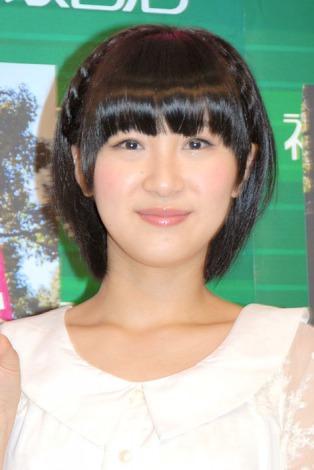 AKB48卒業後初の公の場に登場した仲谷明香=著書『非選抜だった私を救った48のことば』の出版記念イベント (C)ORICON NewS inc.
