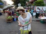 『世界の村で発見!こんなところに日本人』で宮澤佐江がミャンマーへ!初のひとり旅ロケ(C)ABC