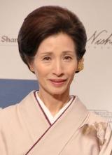 『第22回日本映画批評家大賞』授賞式に出席した松原智恵子 (C)ORICON NewS inc.
