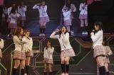 ツインテールで会場を沸かせた秋元才加(中央)〜『思い出せる君たちへ〜AKB48グループ全公演〜』初日のA1st「PARTYが始まるよ」より (C)AKS