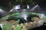 ご当地ソング「HKT48」を披露〜『AKBグループ臨時総会〜白黒つけようじゃないか!〜』3日目昼公演より(C)AKS