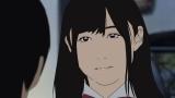 春日が密かに思慕の念を抱いている少女、佐伯奈々子は実写で三品優里子、声で日笠陽子が演じた(C)押見修造・講談社/「惡の華」製作委員会