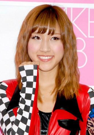AKB48卒業を発表した松原夏海 (C)ORICON NewS inc.