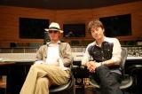 コブクロ(左:黒田俊介、右:小渕健太郎)の書き下ろし新曲「ダイヤモンド」が夏の甲子園を熱く盛り上げる