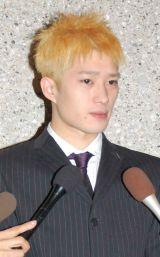 自身のブログで芸能活動の自粛を報告した田島優成 (C)ORICON NewS inc.