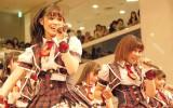 バクステ外神田一丁目メジャーデビューシングル『バイトファイター』の発売記念イベントの模様 (C)ORICON NewS inc.