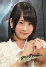 「嘘だろうが!」の決めゼリフで会場を沸かせたAKB48・川栄李奈=映画『シー・トレマーズ』の公開直前イベント (C)ORICON NewS inc.