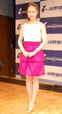 笹本玲奈 (C)ORICON NewS inc.