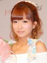 『第6回ベストマザー賞2013』授賞式に出席した辻希美 (C)ORICON NewS inc.
