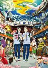 5月10日に公開されたアニメ映画『聖☆おにいさん』