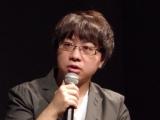 デジタル技術を駆使した独自のビジュアル表現について語った新海誠監督