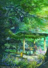新海誠監督最新作『言の葉の庭』は5月31日公開 (C)Makoto Shinkai/CoMix Wave Films