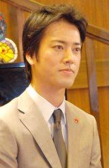 NHKドラマ『激流〜私を憶えていますか?〜』の記者取材会に出席した桐谷健太 (C)ORICON NewS inc.