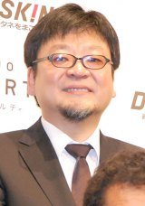 『第4回日本シアタースタッフ映画祭』授賞式に出席した細田守氏 (C)ORICON NewS inc.