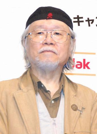 『第4回日本シアタースタッフ映画祭』授賞式に出席した松本零士氏 (C)ORICON NewS inc.