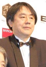 『第4回日本シアタースタッフ映画祭』授賞式に出席した上野耕路氏 (C)ORICON NewS inc.