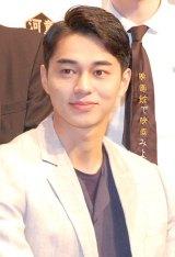 『第4回日本シアタースタッフ映画祭』授賞式に出席した東出昌大 (C)ORICON NewS inc.