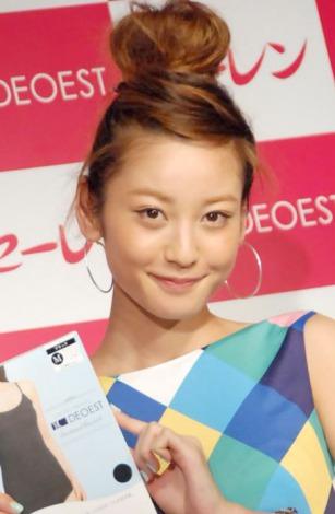 サムネイル 結婚・妊娠発表後、初の公の場に登場した西山茉希 (C)ORICON NewS inc.
