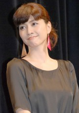 映画『俺俺』公開直前イベントに出席した内田有紀 (C)ORICON NewS inc.