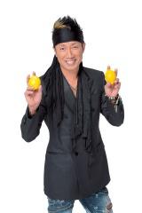 今日発売の『週刊ザテレビジョン』5月24日号表紙でついにレモンを持った長渕剛