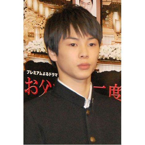 NHK『お父さんは二度死ぬ』完成試写会に出席した柾木玲弥 (C)ORICON NewS inc.