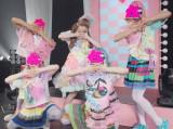 6thシングル「インベーダーインベーダー」を披露 (C)ORICON NewS inc.