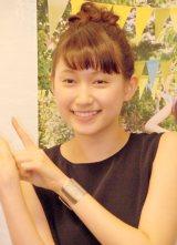 『2013 PARCO SUMMERキャンペーン』のモデルに起用された大野いと (C)ORICON NewS inc.