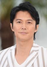 映画『そして父になる』で『第66回カンヌ国際映画祭』に参加した福山雅治 (C)2013『そして父になる』製作委員会