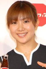 美女アスリート2位は、バドミントンの潮田玲子選手 (C)ORICON DD inc.