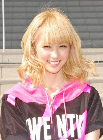 ガールズユニット・E-girlsのAmi (C)ORICON NewS inc.