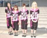 (左から)須田アンナ、SAYAKA、中島美央、Ami (C)ORICON NewS inc.