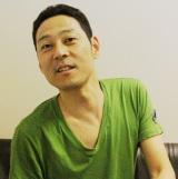 自身の芸人としての想いを語る東野幸治