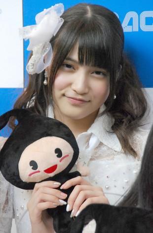 『2013年JASRAC賞』贈呈式に出席した入山杏奈 (C)ORICON NewS inc.