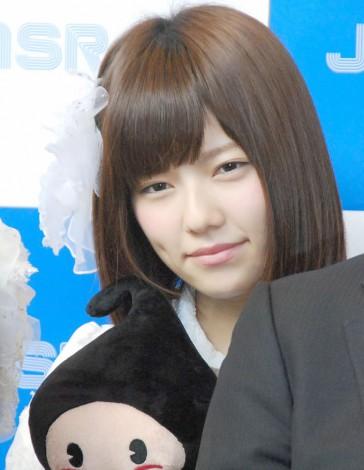 『2013年JASRAC賞』贈呈式に出席した島崎遥香 (C)ORICON NewS inc.