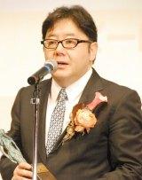 『2013年JASRAC賞』を受賞した秋元康氏 (C)ORICON NewS inc.