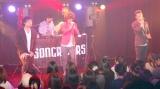 Song Ridersの2ndシングル「TRAUMA/Be」の発売記念イベントの模様 (C)ORICON NewS inc.