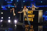 最後のTV出演となったFUNKY MONKEY BABYS(写真は2012年11月23日Mステ出演時)(C)テレ朝